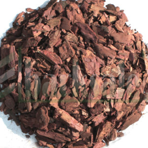 Мульча из коры лиственницы(крупная фракция)